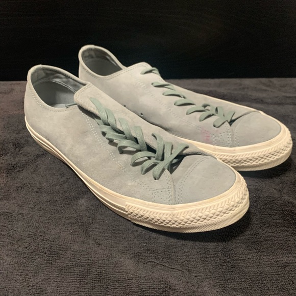Converse Chucks Mens Suede Shoes Size 11 Preowned
